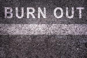 Stop vor dem Burnout